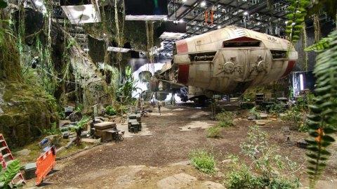 Une flopée de nouvelles photos des décors de l'Ascension de Skywalker