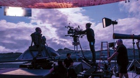 De nouvelles photos de tournage pour The Mandalorian