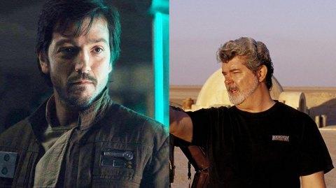 (MAJ) RUMEUR : George Lucas (ne) revient (pas) sur la série Cassian