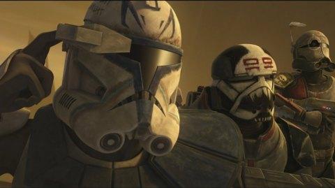 Le clip du premier épisode de The Clone Wars: The Bad Batch