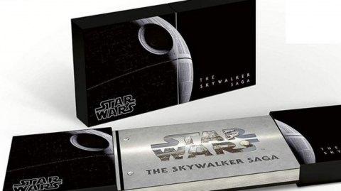 Les Bonus dévoilés pour le coffret: The Skywalker Saga