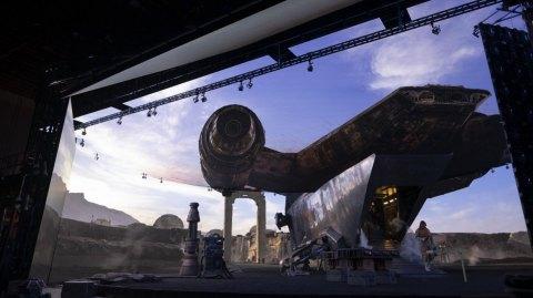 ILM dévoile un making of sur les effets visuels de The Mandalorian