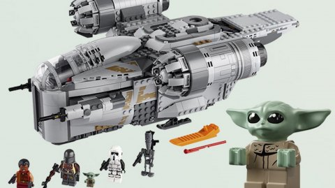 Toy Fair NY 2020: LEGO révèle ses deux sets The Mandalorian