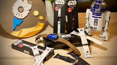 Des bracelets de montre qui ont la Force !