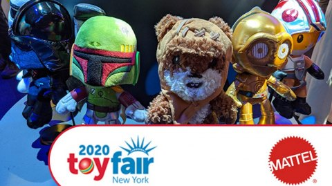 Toy Fair New York 2020: Mattel