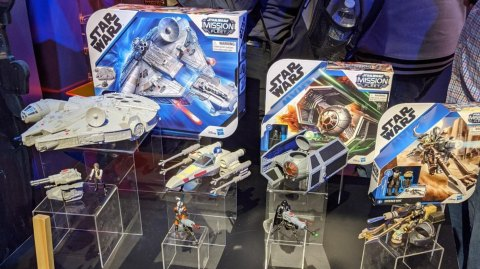 Toy Fair New York 2020: Hasbro Mission Fleet
