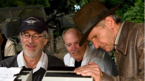 Spielberg ne réalisera pas Indiana Jones 5