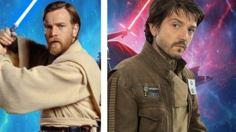 Un titre de travail pour les séries Cassian Andor et Obi-Wan Kenobi