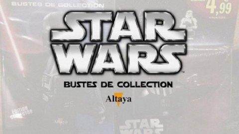 Review des bustes d'Altaya : épisode 19