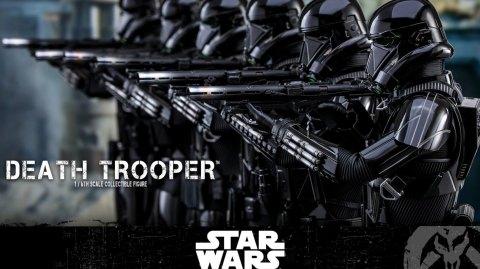 Hot Toys The Mandalorian Death Trooper (TMS013) 1/6ème