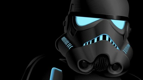 Le Shadow Stormtrooper arrive en figurine Hasbro Black Series