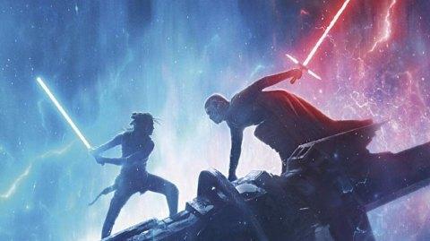 Outre Fleuve : La novélisation de L'Ascension de Skywalker en avril