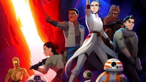 La deuxième saison de Galaxy of Adventures vient de débuter
