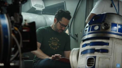 Les 10 premières minutes du documentaire L'héritage des Skywalker