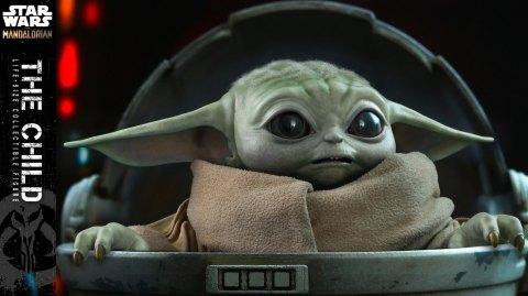 Hot Toys sort sa figurine Bébé Yoda taille réelle
