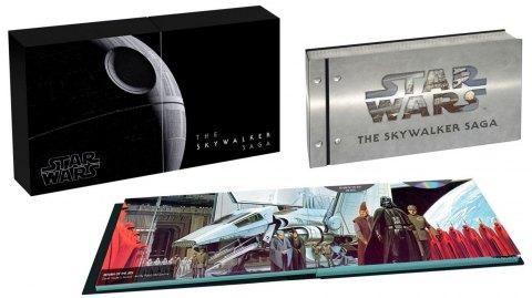 La sortie blu-ray et 4K de la saga Skywalker décalée !