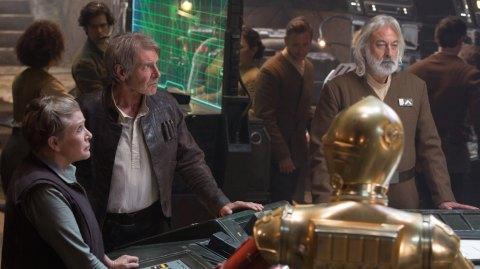 Décès d'Andrew Jack le Major Ematt dans la nouvelle trilogie Star Wars