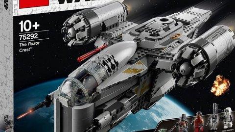 Le Rasor Crest LEGO se dévoile un peu plus ...