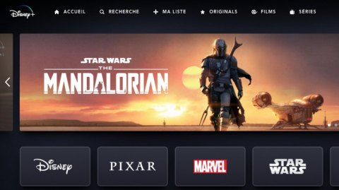 Disney + arrive ENFIN en France