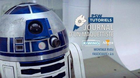 Altaya - Star Wars : X-Wing : Journal d'un maquettiste : Épisode 1