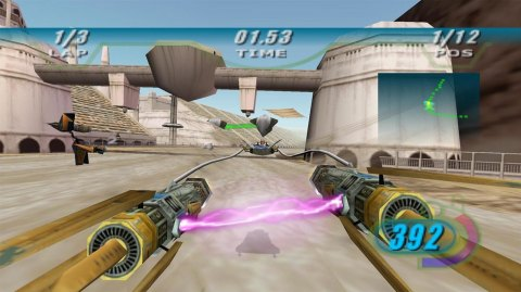 Une date de sortie pour Star Wars : Episode I  : Racer