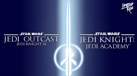 Des rééditions physiques limitées pour Jedi Knight II et Jedi Academy