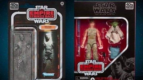 Les Nouveautés Hasbro Star Wars Black Series