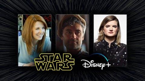 Un nouveau Star Wars au cinéma et une nouvelle série sur Disney+