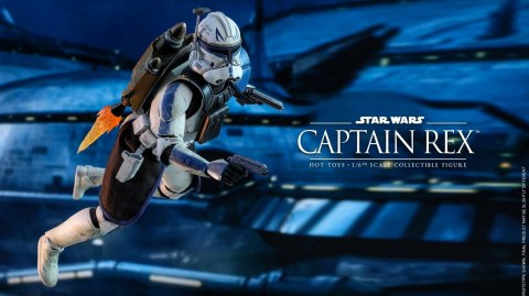 Le Capitaine Rex arrive chez Hot Toys !