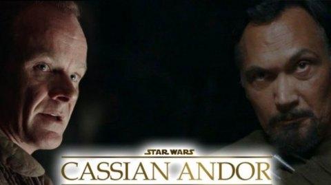 Bail Organa et le général Draven dans la série centrée sur Cassian?