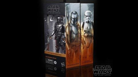 Hasbro dévoile le nouveau design des packagings Black Series
