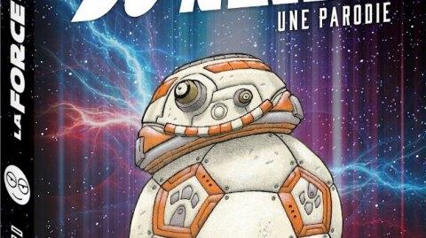 Sortie du livre parodique Naze Wars : La Force du Réveil