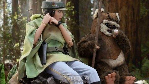 Leia Endor et Wicket arrivent chez Hot Toys