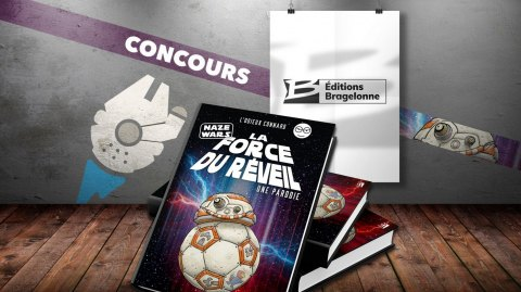 CONCOURS : Gagnez 5 exemplaires du livre La Force de Réveil !