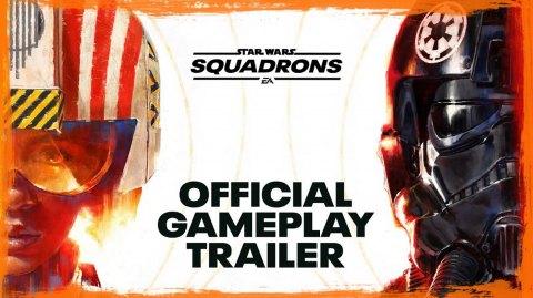 Le gameplay de Star Wars : Squadrons se dévoile en vidéo