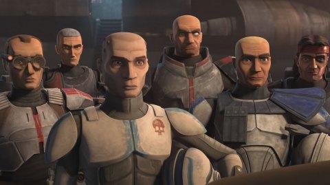 Un spin-off de la série The Clone Wars serait en préparation ?