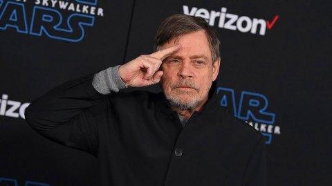 Mark Hamill a fait des cameos dans presque tous les Star Wars