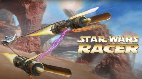 Un trailer de lancement pour Star Wars Episode I : Racer