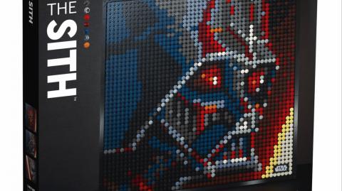 LEGO Art révèle une gamme artistique sur Star Wars, Marvel et autres