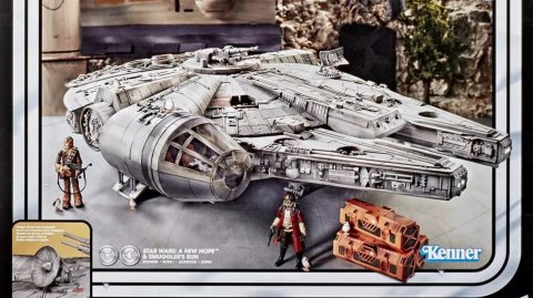 Le Faucon Millenium Hasbro Smuggler's Run arrive en France
