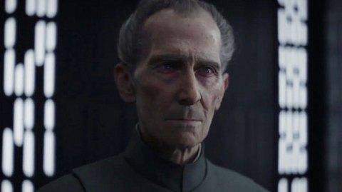 Tarkin serait de retour dans la série Cassian Andor sur Disney +