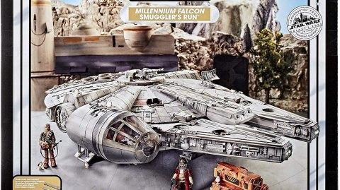Le Faucon Millenium Smuggler's Run Hasbro est dispo en France