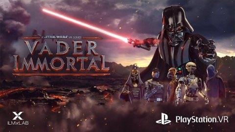 Une date de sortie pour Vader Immortal sur Playstation VR