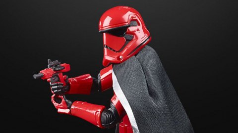 Les figurines Hasbro Black Series Galaxy's Edge bientôt en France !