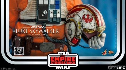 Hot Toys : Découvrez le Luke Skywalker version pilote de Snowspeeder