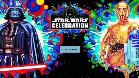 Les exclusivités de Star Wars Celebration seront bientôt en vente