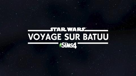 Le pack de jeu Star Wars : Voyage sur Batuu arrive sur les Sims 4
