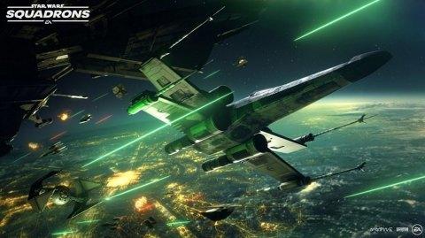 Gameplay de la campagne solo de Star Wars : Squadrons