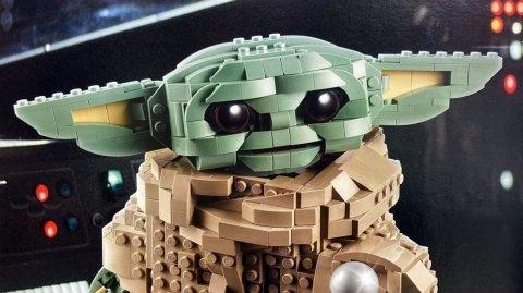 L'enfant de The Mandalorian arrive en Lego