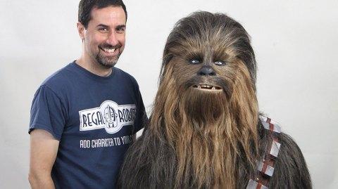 Regal Robot dévoile son buste taille réelle de Chewbacca